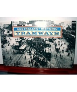 1989 Folio Commemorative-AUSTRAILIA'S HISTORIC TRAMWAYS-5 MI - $25.00