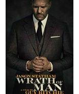 Wrath of Man DVD 2021 Brand New Sealed - $7.50