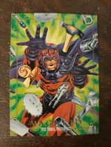 x1 1992 Skybox Marvel Masterpieces Magneto #49 Card - $3.99