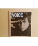 VILLAGE VOICE - LAST ISSUE EVER - BOB DYLAN COVER - FREE SHIPPING - $9.50
