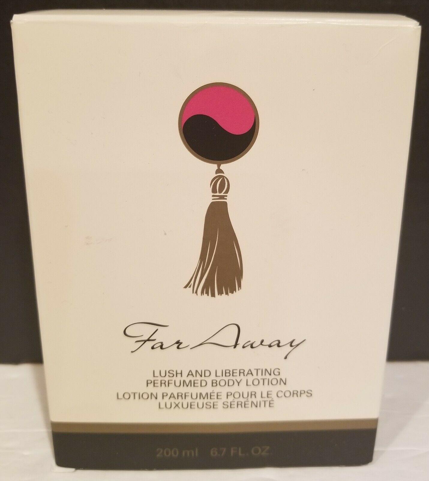 Avon Far Away Lush and Liberating Perfumed Body Lotion 6.7 Fl oz.