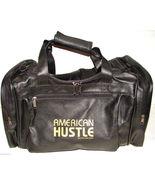 2013 AMERICAN HUSTLE Movie Promo LEED'S 10 Section TRAVEL BAG w/ Shoulde... - $24.99