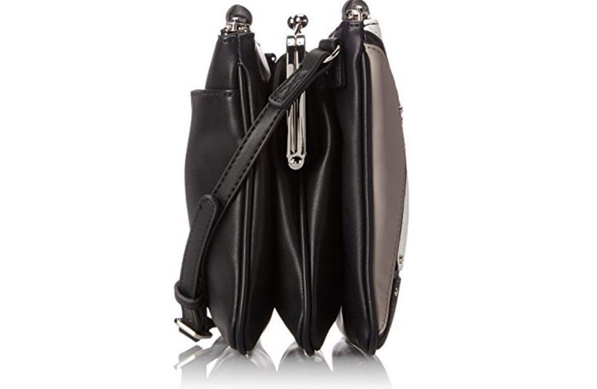 Nine West Nailed It Cross Body Bag, Black Multi, One Size Handbag image 4