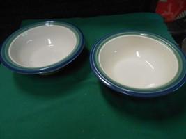 """Great Collectible Pfaltzgraff """"Ocean Breeze""""....2 Bowls - $15.65"""
