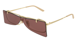 NEW Gucci Woman's GG0363S 001 002 Metal Frame Sunglasses 56mm Authentic  - $289.00