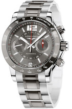 Longines Admiral Chronograph Automatic Watch L3.667.4.06.7 - $3,007.00