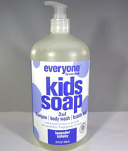Everyone for Everybody Kids Soap 3in1 Lavender Lullaby - 32 oz {HB-E} - $18.70