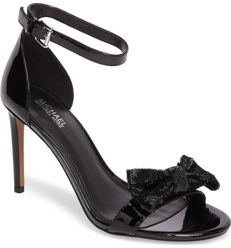 bb06da3df98 Michael Michael Kors Paris Sequin Bow Sandal and 50 similar items. S l1600