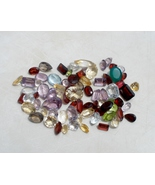 over 50 carats of loose gem mix - $12.99