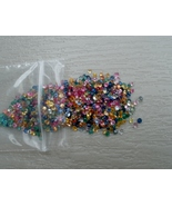 OVER 1 CARAT LOOSE NATURAL ROUND CUT PRECIOUS GEM MIX  - $17.99