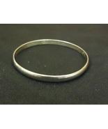 Designer Fashion Bracelet 2 1/2in Diameter Bang... - $7.92