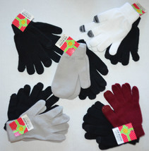 NEW a 2 PACK TEXTING DATA TOUCH GLOVES or MITTEN ~~ YOU CHOOSE YOUR SET - $78,57 MXN