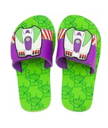NEW Disney Store Toy Story Buzz Lightyear Sandals Size 5/6 7/8 9/10 11/1... - £10.46 GBP+