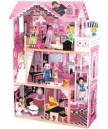 counted Cross stitch pattern dolls' house pdf embroidery 240*340 stitches BN820 - $3.99