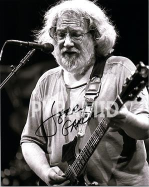 Primary image for JERRY GARCIA  Autographed Signed Photo w/ Certificate of Authenticity - 10120