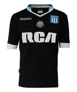 Away Black Racing Club de Avellaneda 17/18 soccer football Argentina jer... - $39.90