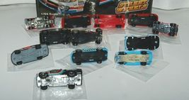 Amoco Racing Street Wheels Champions 12 Car Set 24 Piece Carrying Case image 8
