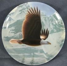 The Bald Eagle Collector Plate Majestic Birds o... - $19.99