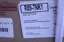 Price Pfister R89-7NK1 Brushed Nickel Shower Only Trim Kit - $140.00