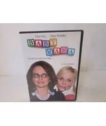 BABY MAMA DVD STARRING TINA FEW LN DISC & CASE - $3.91