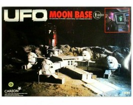 Gerry Anderson UFO MOON BASE Unassembled Model Kit Interceptor by Imai R... - $284.02