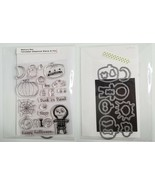 Memory Box Halloween Sideshow Clear Stamp Set and Matching Dies - $29.99