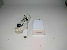Cargador Samsung Rapido y Cable Original Para Galaxy J7 J5 S6 Plus S5 No... - $8.79