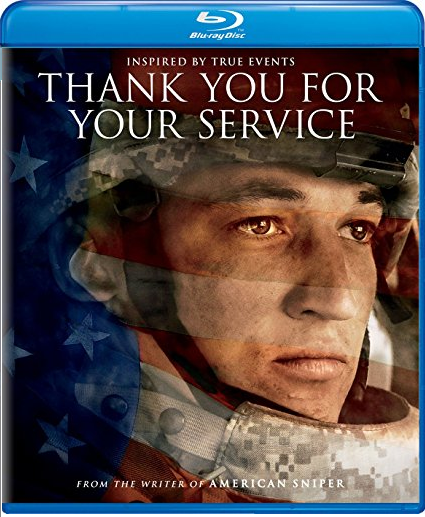 Thank You for Your Service [Blu-ray + DVD]