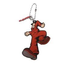 NWT MARC JACOBS Keep on Trucking Bag Charm Brown Key Ring Orange M0014680 - $33.66
