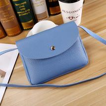 ICEV brand new pu leather small women messenger bag mini coin purse and handbag  - $14.17