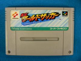 Perfect Eleven (Nintendo Super Famicom SNES SFC, 1994) Japan Import - $3.68