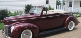 1940 Ford Deluxe For Sale in Vero Beach, Florida 32962 image 2