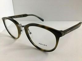 New PRADA VPR 0T3 U6A-1O1 52mm Tortoise Eyeglasses Frame  - $189.99