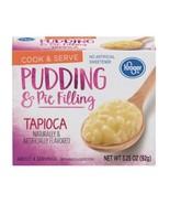 10 BoxesTapioca Pudding & Pie Filling - Cook & Serve - 3.25 ounce - Krog... - $32.00