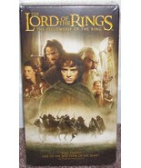 The Lord of the Rings THE FELLOWSHIP OF THE RING VHS VIDEO NEW! - $9.96