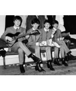 The Beatles on waiting to go on stage - $7.00