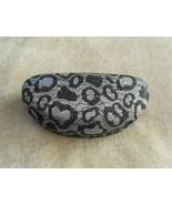 Black Lace Sun-glass/eye-glass Hard Shell Case  - $16.82