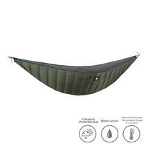 Lightweight Full Length Hammock Underquilt Under Blanket Camping Hiking ... - $69.99