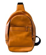 Coach Charles Pack Smith LT, Color - Orange, Brand new with tags - $64.35