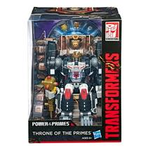Hasbro Transformers SDCC Throne of Primes Optimal Optimus Prime Action F... - $135.00