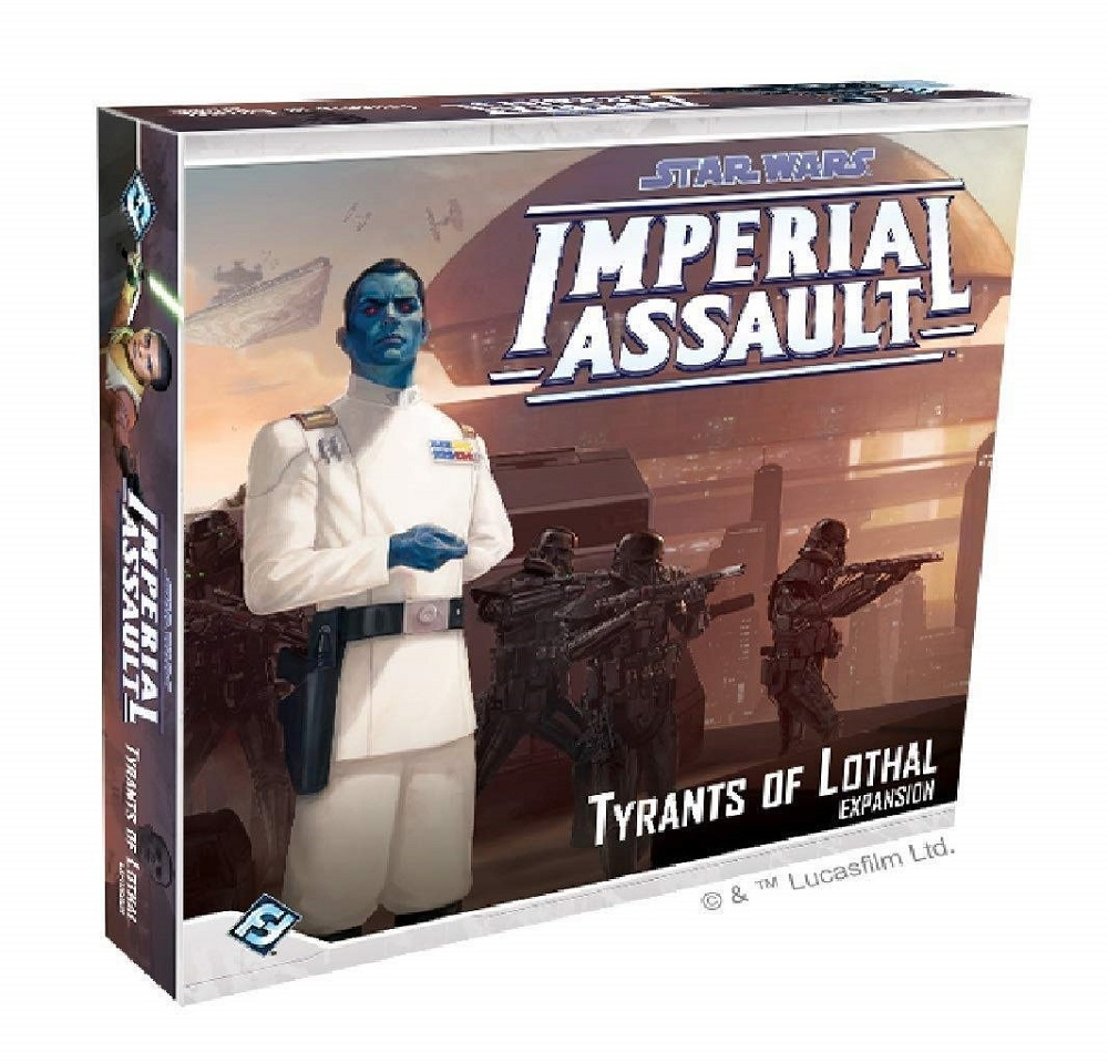Imperial assault tyrants of lothal