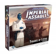 Boardgame: Star Wars Imperial Assault - Tyrants Of Lothal Expansion - $47.99