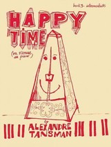 Happy Time (On S'Amuse Au Piano): Piano Book 3, Intermediate - $6.99