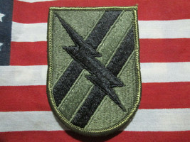 US ARMY 48TH INFANTRY BRIGADE COMBAT TEAM SUBDUED PATCH - $6.75