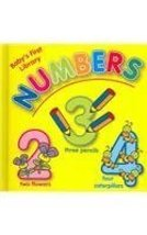 Numbers: Mini Baby's First Library [Feb 25, 2005] Yoyo Books - $6.19