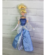 Disney Store Princess Cinderella Classic Collection With Gown Doll Artic... - $14.84