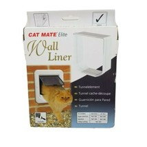"Pet Mate Cat Mate Elite Wall Liner White 308W 2"" 50mm - $18.32"