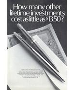 1976 Parker Pen Classic Writing Instruments print ad - $10.00