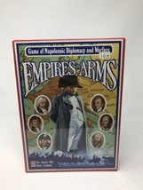 Brand New Sealed Empires in Arms Avalon Hill Unpunched Unplayed Unopened - $594.00
