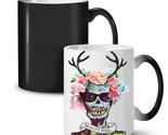 Cool Zombie NEW Colour Changing Tea Coffee Mug 11 oz | Wellcoda